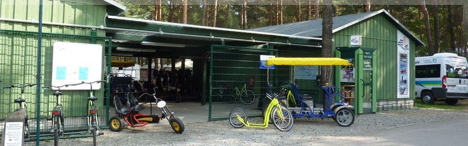 Radstützpunkt von iba-aktiv-tours